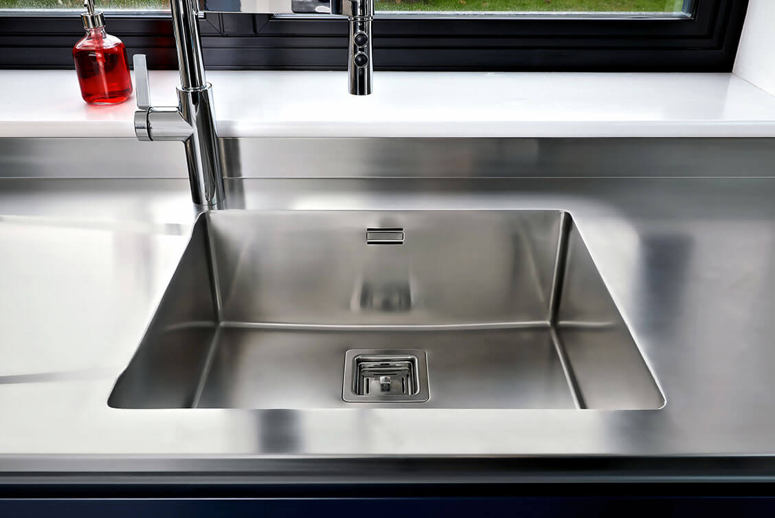 Bespoke Stainless Steel Kitchens | DSM Stainless Steel ...